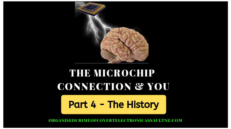 The history of the microchip.