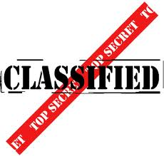 Classifed information goverments don;t want you to know about